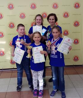 3 июня состоялся 2-й Международный турнир по Ментальной арифметике