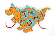 Шнурозаврик 2