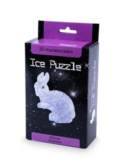 3D головоломка Ice puzzle Кролик