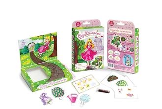 Детский развивающий набор для выращивания Сад принцессы