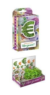 Подарочный набор Живая открытка  Евро-зелень