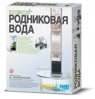 Родниковая вода 4М
