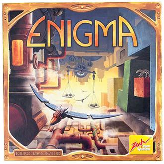 Настольная игра Энигма