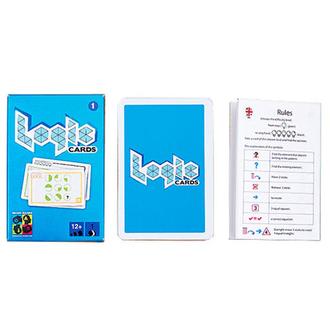 Настольная игра Логические карточки 1 (Logic Cards1)