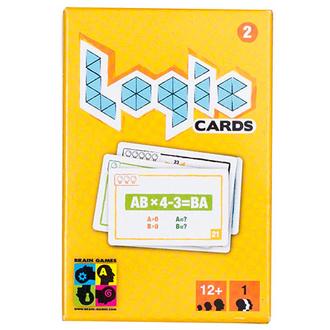 Настольная игра Логические карточки 2 (Logic Cards 2)