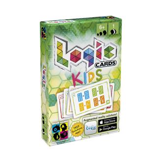 Настольная игра Логические карточки: Для детей