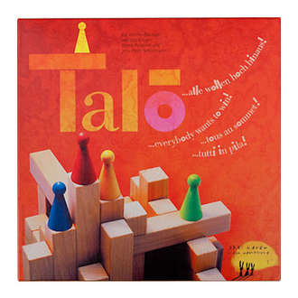 Настольная игра Тало (Talo)