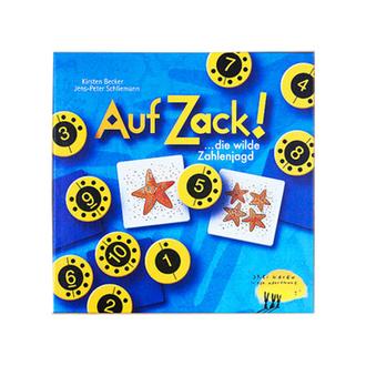 Настольная игра Южные моря (Auf Zack)
