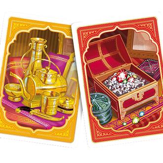 Настольная игра Джайпур (Jaipur)