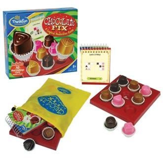 Настольная игра Шоколадный набор (Chocolate Fix)