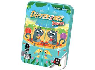 Настольная игра Дифферанс для детей (Difference Junior)