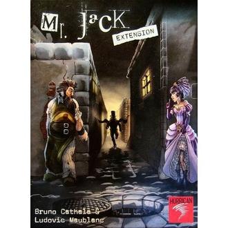 Настольная игра Мистер Джек в Лондоне: Новые герои (дополнение)