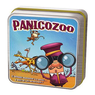 Настольная игра Зоопаника (Panicozoo)