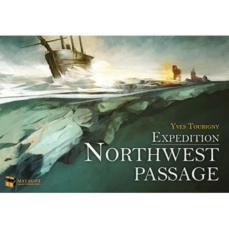 Настольная игра Экспедиция: Северо-Западный пролив (Expedition: Northwest Passage)