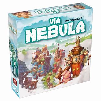 Настольная игра Туманная дорога (Via nebula)