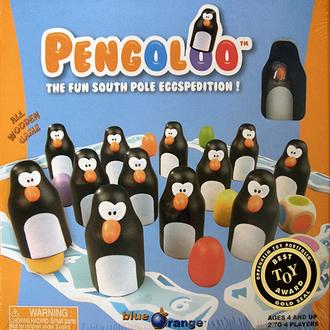 Настольная игра Земля пингвинов (Pengoloo)