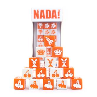 Настольная игра Нада (Nada)
