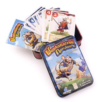 Настольная игра Шотландский поединок (Braverats)