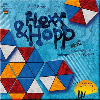 Настольная игра Гексоломка (Hexx&Hopp)