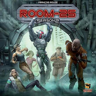 Настольная игра Комната 25: Сезон 2  (ROOM 25 Saison 2)