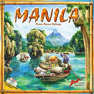 Настольная игра Манила (Manila)