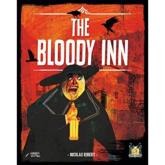 Настольная игра Проклятая таверна (The Bloody Lnn)