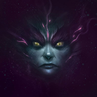Настольная игра Бездна (фиолетовая)