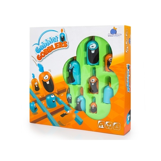 Настольная игра Гобблет для детей (пластмасса)