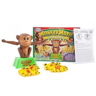 Настольная игра Мартышкины задачки (Monkey Math )