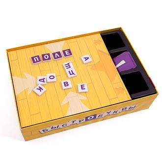 Настольная игра Быстробуквы (KERFLIP)
