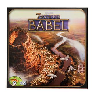 Настольная игра 7 чудес: Вавилон (Seven Wonders Babel)