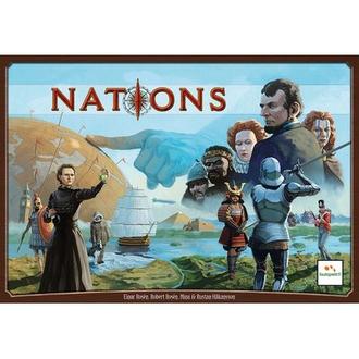 Настольная игра Великие нации
