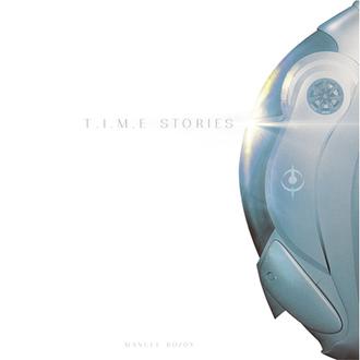 Настольная игра Агенство Т.Е.М.П (T.I.M.E Stories)