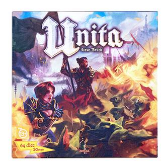 Настольная игра Унита (Unita)