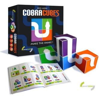 Настольная игра Собери змею! (Cobra Cubes)
