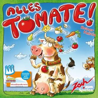 Настольная игра Аллес Томате (Alles Tomate)