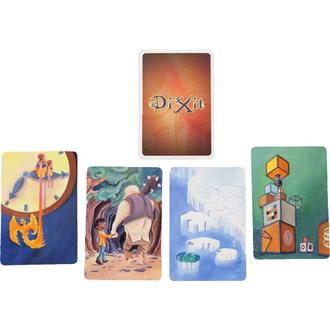 Настольная игра Диксит Одиссея (Dixit: Odyssey)