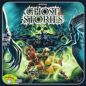 Настольная игра Истории с призраками (Ghost Stories)