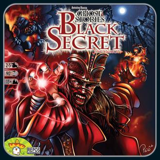 Настольная игра Истории с призраками: темная тайна (Ghost Stories: Ext, Black Secret)
