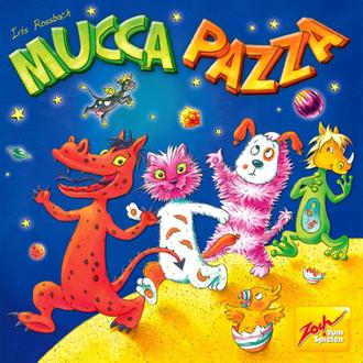 Настольная игра Большая путаница (Mucca Pazza)