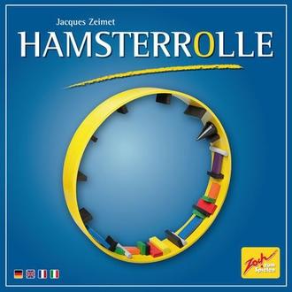 Настольная игра Колесо (Hamsterrolle)