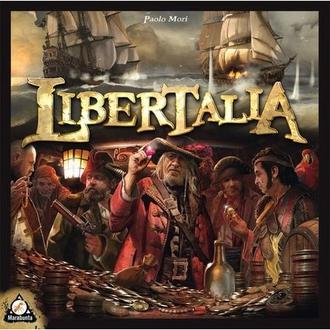 Настольная игра Либерталия (Libertalia)