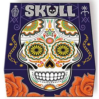 Настольная игра Череп (Skull)