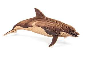 3D-ПАЗЛ Дельфин