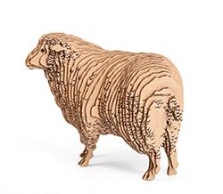 3D-ПАЗЛ Овца